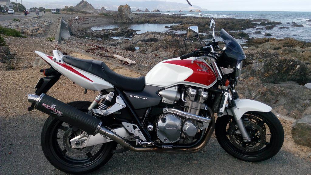 Big Bertie, The Honda CB1300